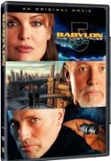 Babylon 5: The Lost Tales DVD cover