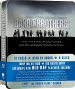 Band of Brothers Blu-Ray DVD cover