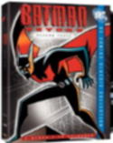 Batman Beyond DVD cover