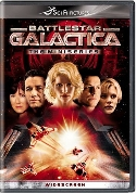 Battlestar Galactica DVD photo