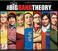 Big Bang Theory Box Calendar