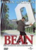 Bean: The Movie DVD cover