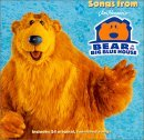 Bear in the Big Blue House CD pic