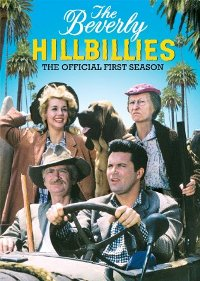 The Beverly Hillbillies: The Official First Season DVD cover