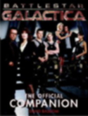 Battlestar Galactica Official Companion book cover