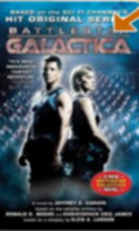 Battlestar Galactica book cover