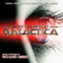 Battlestar Galactica CD cover
