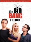 The Big Bang Theory Season One DVD cover