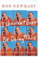 Bob Newhart book cover