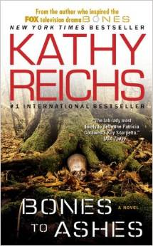Bones to Ashes book cover