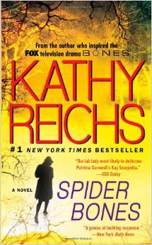 Spider Bones book cover