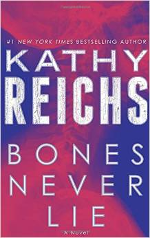 Bones Never Lie book cover