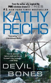 Devil Bones book cover