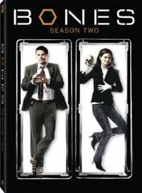 Bones Season Two DVD cover