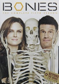 Bones The Complete Fifth Season DVD cover