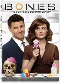 Bones The Complete Seventh Season DVD cover