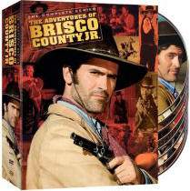 Brisco County, Jr. DVD cover