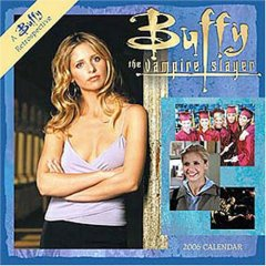 Mini Buffy 2006 Calendar pic