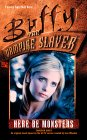 Buffy the Vampire Slayer book cover