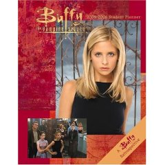 Buffy 2006 day planner pic