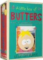 South Park: A Little Box of Butters DVD cover