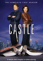 Castle: The First Season DVD cover