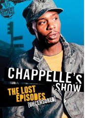 Chappelle's Show Lost Episodes DVD cover