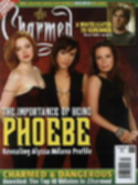 Charmed magazine cover