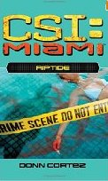 CSI Miami book Rip Tide