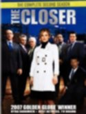 The Closer 2nd Season DVD cover