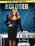 The Closer 3rd Season DVD cover