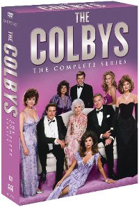 The Colbys: The Complete Series DVD cover