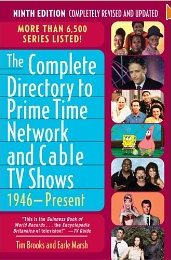 Complete Directory to Primetime Network and Cable TV Shows book cover