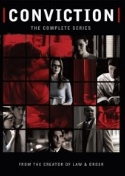 Conviction DVD cover