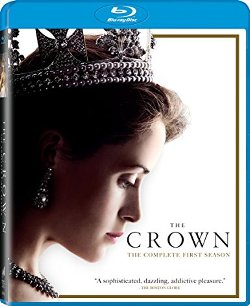 The Crown: Season One DVD cover