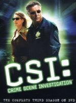 CSI DVD Season Three