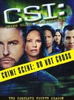 CSI DVD Season Four