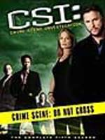 CSI DVD Season Five