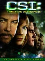 CSI DVD Season Six