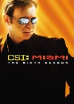 CSI DVD season 6
