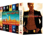 CSI DVD set 1-7