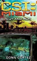 CSI Miami book Cut and Run