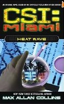CSI Miami book Heat Wave