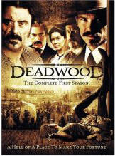 Deadwood season 1 DVD cover