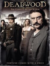 Deadwood season 2 DVD cover