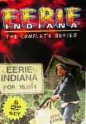 Eerie, Indiana DVD cover