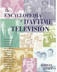 Encyclopedia of Daytime Television book cover