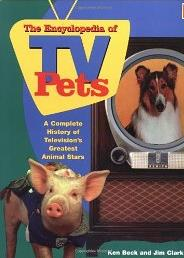 The Encyclopedia of TV Pets book cover