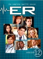 ER 12th season DVD