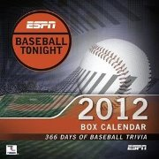 ESPN Baseball Tonight calendar